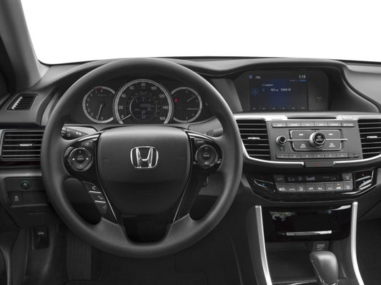 2017 Honda Accord Sedan Lx W Sensing In Inson Tx Cook Pre